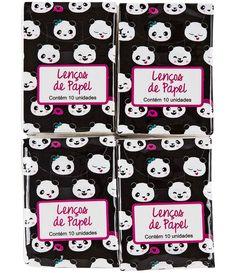 Lencinho Panda  - Lojas Renner