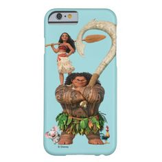 Moana | True To Your Heart Barely There iPhone 6 Case #moana