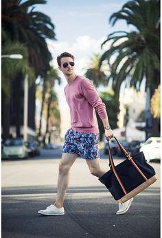 40 Relaxed Yet Stylish Shorts Outfits For Men - Stylishwife