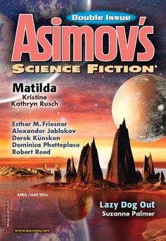 Home of the World's Leading Science Fiction Magazine   Asimov's Science Fiction