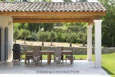 Pergolas For Sale Cheap Patio Roof, Pergola Patio, Pergola Ideas, Provence Garden, Pergolas For Sale, Patio Flooring, Pergola Lighting, Outdoor Kitchen Design, Construction