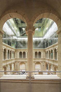 Harvard Art Museums, Renzo Piano