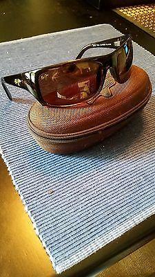 nice Maui Jim Peahi Sunglasses Polarized - NOT A SCRATCH!! - Polarized!