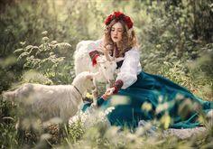 Goat by Margarita Kareva on 500px