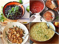 If you're looking to put your pressure cooker to use, check out these 26 recipes for dishes like black bean and sausage soup, Thai green chicken curry, and vegan miso risotto. There's no better way to make a quick weeknight dinner that tastes like it took all day.