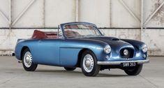 1956 Bristol 405 - D Drop Head Coupe   Classic Driver Market