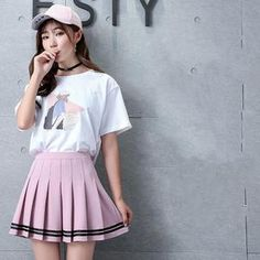 Cheer Skirts, Tennis, Mini Skirts, Shirt Dress, Shirts, Beauty, Dresses, Fashion, Vestidos