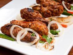 Super Easy Tandoori Chicken Legs