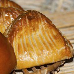 Conchiglie di pasta sfoglia alle mele - (4.9/5)