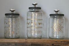 Boho Jars