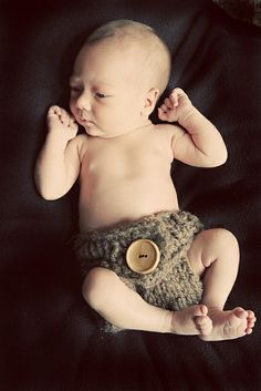Ravelry: Very Chunky Diaper Cover pattern by Jenna Swanson, free pattern