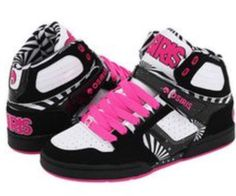 Awesome and cute Osiris shoes!! So comfy and cool! Please Follow Me!! ❤️❤️