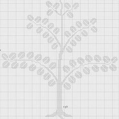 Free Tree Cross Stitch Patterns - Free Tree Counted Cross Stitch Charts