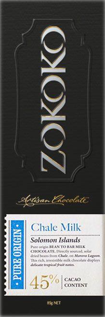 ZOKOKO Artisan Chocolate, Milk, Pure Products, Shops, Gifts, Australia, Food, Tents, Presents