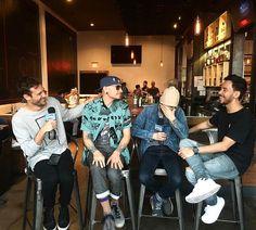 Chaz, Brad, Mike | LP
