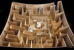 Labyrinthe Construction - Tuxboard.com