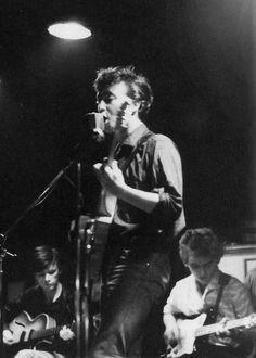 John Lennon, Stuart Sutcliffe, George Harrison