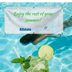 The summer is not over yet! Some of you are just getting ready for #vacation! #allstatebanners wishes you many new great memories! Enjoy! — at AllStateBanners.com  Corp. #VinylBanners Vinyl Banners, Great Memories, Marketing Materials, Vacation, Summer, Vacations, Summer Time, Holidays Music, Holidays