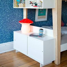 Buy Perch Twin-Size Console from Oeuf. This storage unit is a useful addition to the Perch Bunk Bed or Perch Twin Loft Bed. It can be attached to the t. Safe Bunk Beds, Twin Bunk Beds, Kids Bunk Beds, Kids Storage Furniture, Small Furniture, Furniture Sale, Nursery Furniture, Office Furniture, Furniture Websites