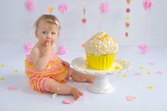 Cake Smash » brandiecoephotography.com