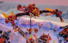 LEGO Legends of Chima Toys | The biggest and most incredible of all the LEGO Legends of Chima 2014 ...