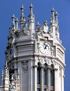 #Madrid #Palacio de #Comunicaciones