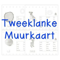 Tweeklanke, ie, oe, ou, ei, ui, eu Kids Education, Special Education, Language Acquisition, School Posters, Preschool Worksheets, Afrikaans, Grade 1, Phonics, Kids Learning