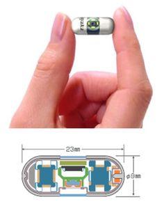 """錠剤型の胃カメラ…微細加工技術が実現する新たな製品…医療機器の領域で今後成長が見込まれ、小型化ニーズがある分野の1つに""""カプセル内視鏡""""が挙げられます。カプセル内視鏡は世界的に成長が見込まれる分野であり、今や世界中で170万人を超える使用事例があります。"""