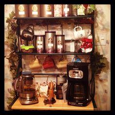 Coffee & Tea station :)