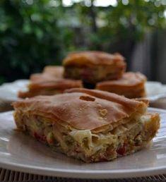 Greek Desserts, Greek Recipes, Vegan Vegetarian, Vegetarian Recipes, Cooking Recipes, Food Dishes, Apple Pie, Food Inspiration, Delish