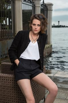 celebstills: Kristen Stewart – 2015 Venice Film Festival Portraits for 'Equals