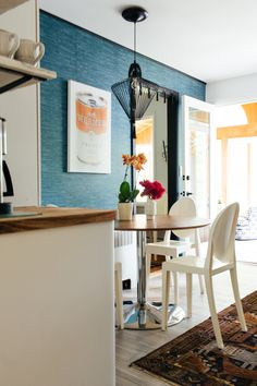 A Family's Eclectic Style Transforms a Mid-Century Ranch Home | Design*Sponge