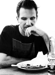 Ralph Fiennes. Everyone needs an intense man in their life, even if just for one night.