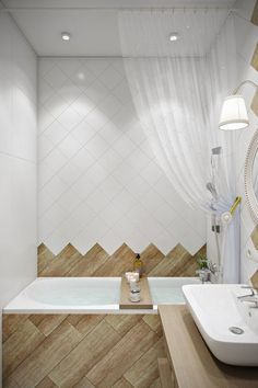 Freshly Looking Wooden Bathroom Ideas for Calming Effect Diy Bathroom Storage, Bathroom Interior Design, Interior, Bathroom Red, Bathroom Sets, Wooden Bathroom, Small Bathroom Decor, Bathrooms Remodel, Bathroom Decor