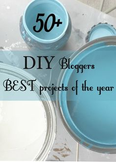 From My Repurposed Life--Over 50 DIY bloggers share their best projects from last year.  Something to inspire everyone. Easy Crafts, Outdoor Spaces,  Furniture Makeovers, Get Organized, DIY it,  Entryways, Flooring Ideas