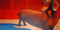 Gallery of Ed Hofer Dog Paintings | Dog Painting Artist - Ed Hofer