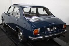 Peugeot 504 2.0 TI 1973 French Classic, Classic Cars, Ford Gt, Peugeot 504, Audi Tt, Volvo, Good Old Times, Volkswagen, Toyota