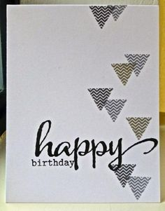 IC430 CFC129  Happy Birthday by hskelly - Cards and Paper Crafts at Splitcoaststampers