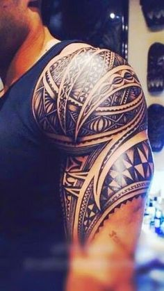 The best of free art designs, tribal tattoos,stomach tattoos and tattoo designs with images for you Half Sleeve Tribal Tattoos, Tribal Tattoos For Men, Best Sleeve Tattoos, Trendy Tattoos, New Tattoos, Body Art Tattoos, Wrist Tattoos, Tattoo Arm, Girl Tattoos