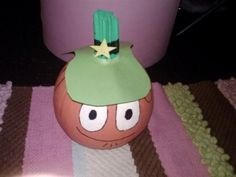 Wander Over Yonder pumpkin for Halloween. AWESOME :) (Dont be a Hater)