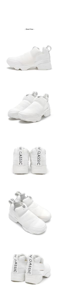 taste of LOW CLASSIC 14FW BASIC RUNNING SHOES —— KRW 148,000