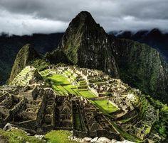 Machu Picchu @Peru