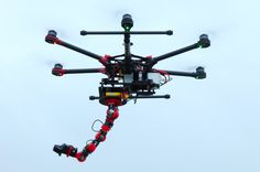 Drones with manipulators will be able to tackle many real-world applications that current robots can't