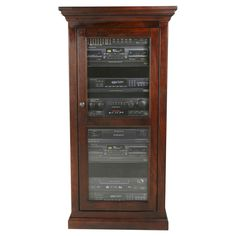 Eagle Furniture Coastal Customizable Audio Tower   Media Storage At  Hayneedle