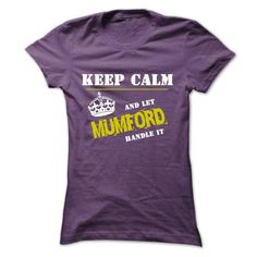 Let MUMFORD Handle It
