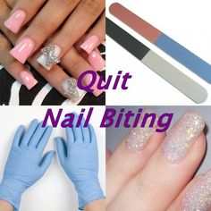 How To Quit Nail Biting