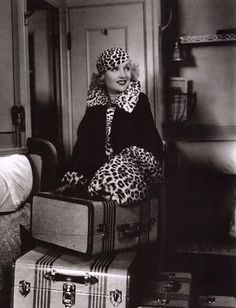 Carole Lombard, 1908 - 1942. Many believed that had she lived she would have been more famous than Marilyn Monroe such was her star at the time.