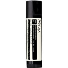 Aesop Avail SPF 30 Lip Balm found on Polyvore featuring beauty products, skincare, lip care, lip treatments, beauty, makeup, cosmetics, lips, filler and aesop