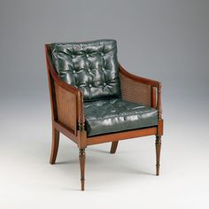 Easy leather chair