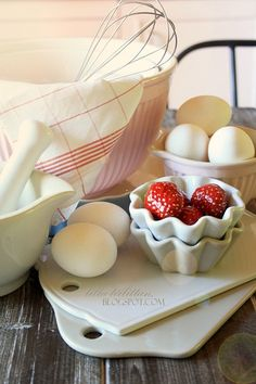 Sweet Country Life ~ Simple Pleasures ~ Country Kitchen ~ Baking Day